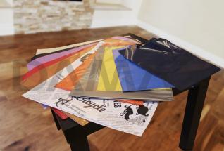 цветные пакеты фото
